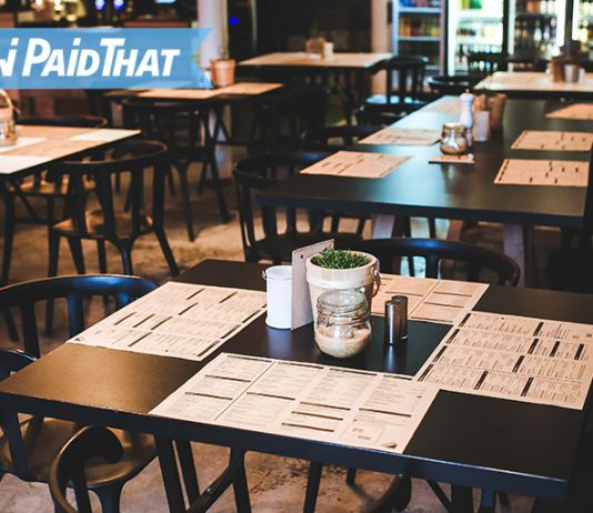 restaurant notes de frais