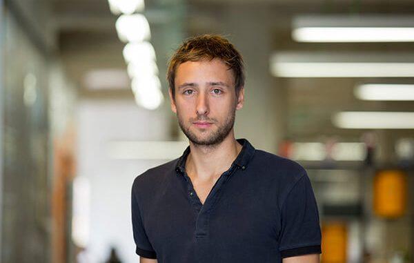 Sebastien Claeys fondateur de la startup iPaidThat