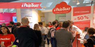 iPaidThat au Congrès de l'Ordre des Experts Comptables