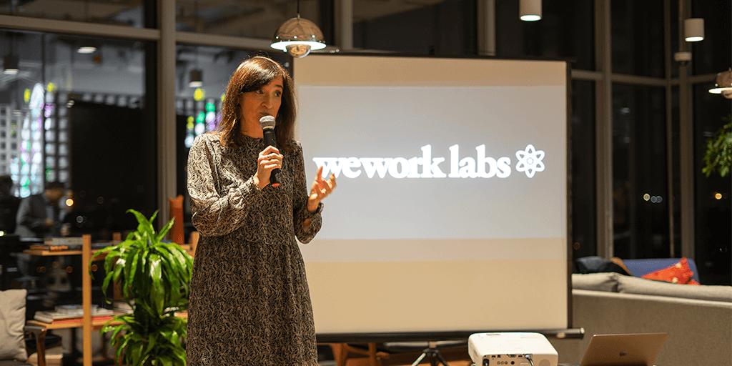 Startups Pitch Olivia