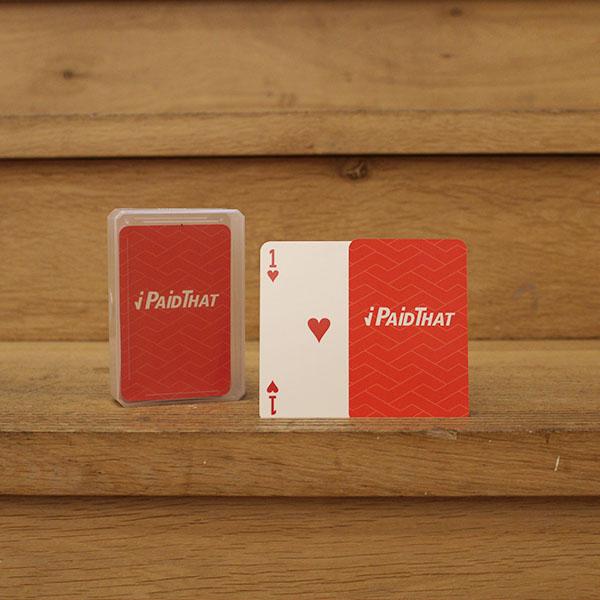 jeu de cartes ipaidthat
