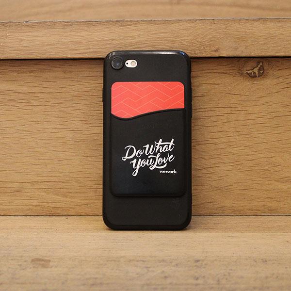 support-smartphone-sticky-porte-cartes