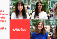 Journée internationale des droits de la femme ipaidthat
