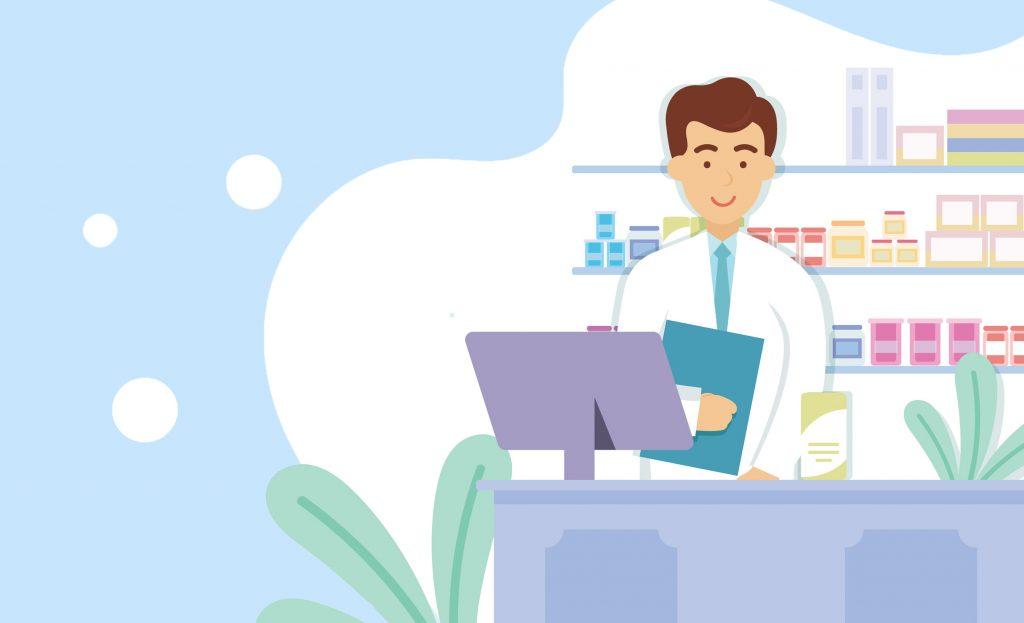 solution gestion digitale pharmacie